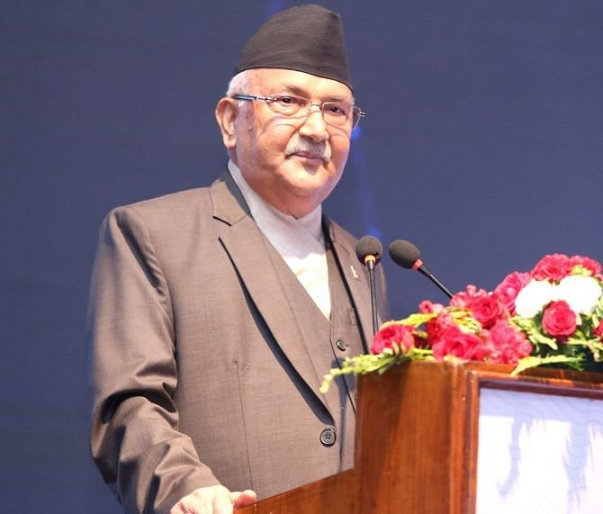 PM Oli calls upon Nepal political parties to form all-party govt and hold fresh elections