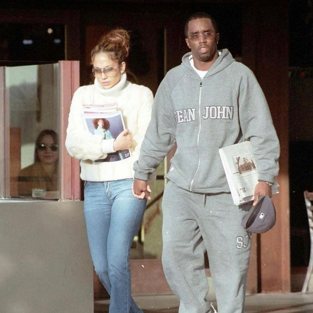 Amid Jennifer Lopez's reunion with Ben Affleck, ex Diddy shares throwback picture