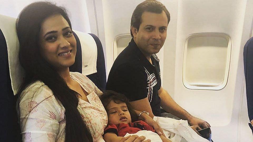 Shweta Tiwari rubbishes Abhinav Kohli's claim that she abandoned son for 'Khatron Ke Khiladi'