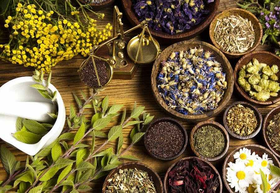 Say goodbye to stress and anxiety with these natural herbs