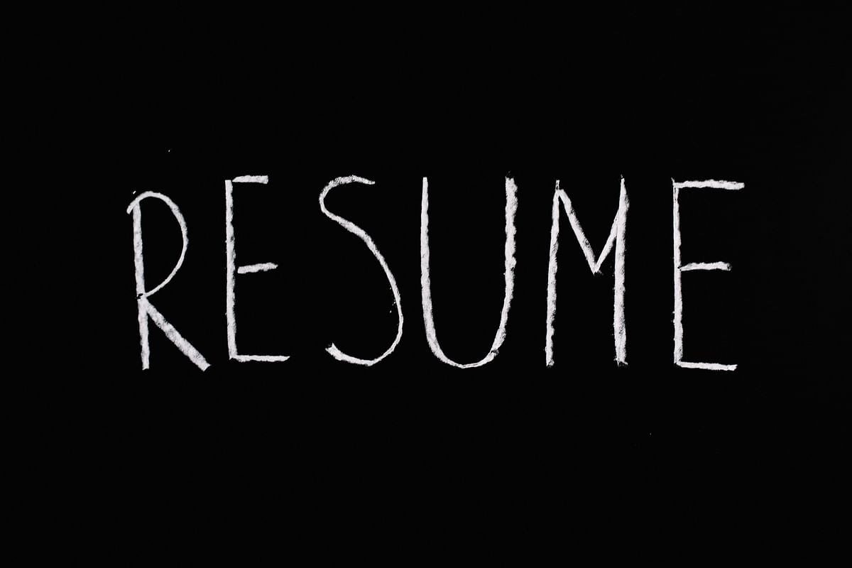Watch: If you find creating a resume is boring, then find a fun way to do so