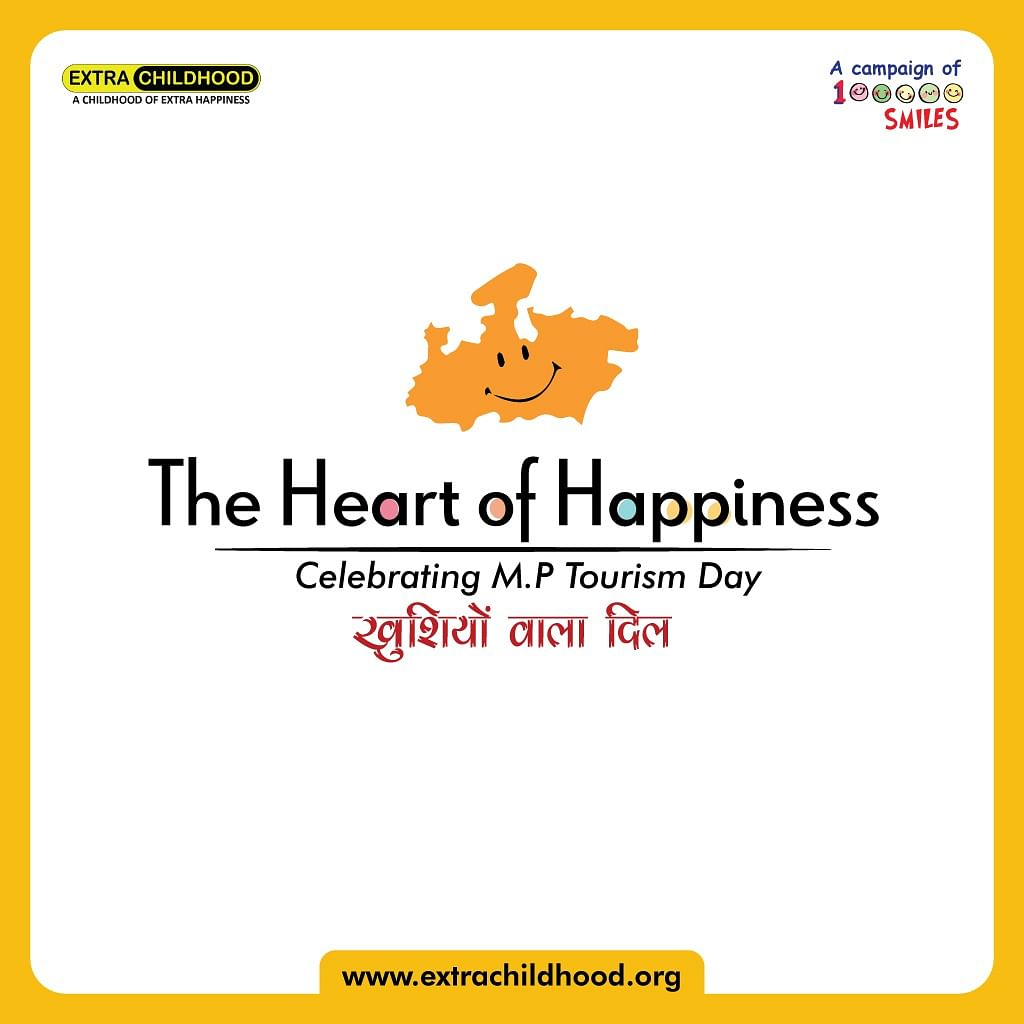 Bhopal: ExtraChildhood's online campaign #ExtraHappiness spreads happiness among corona patients and doctors