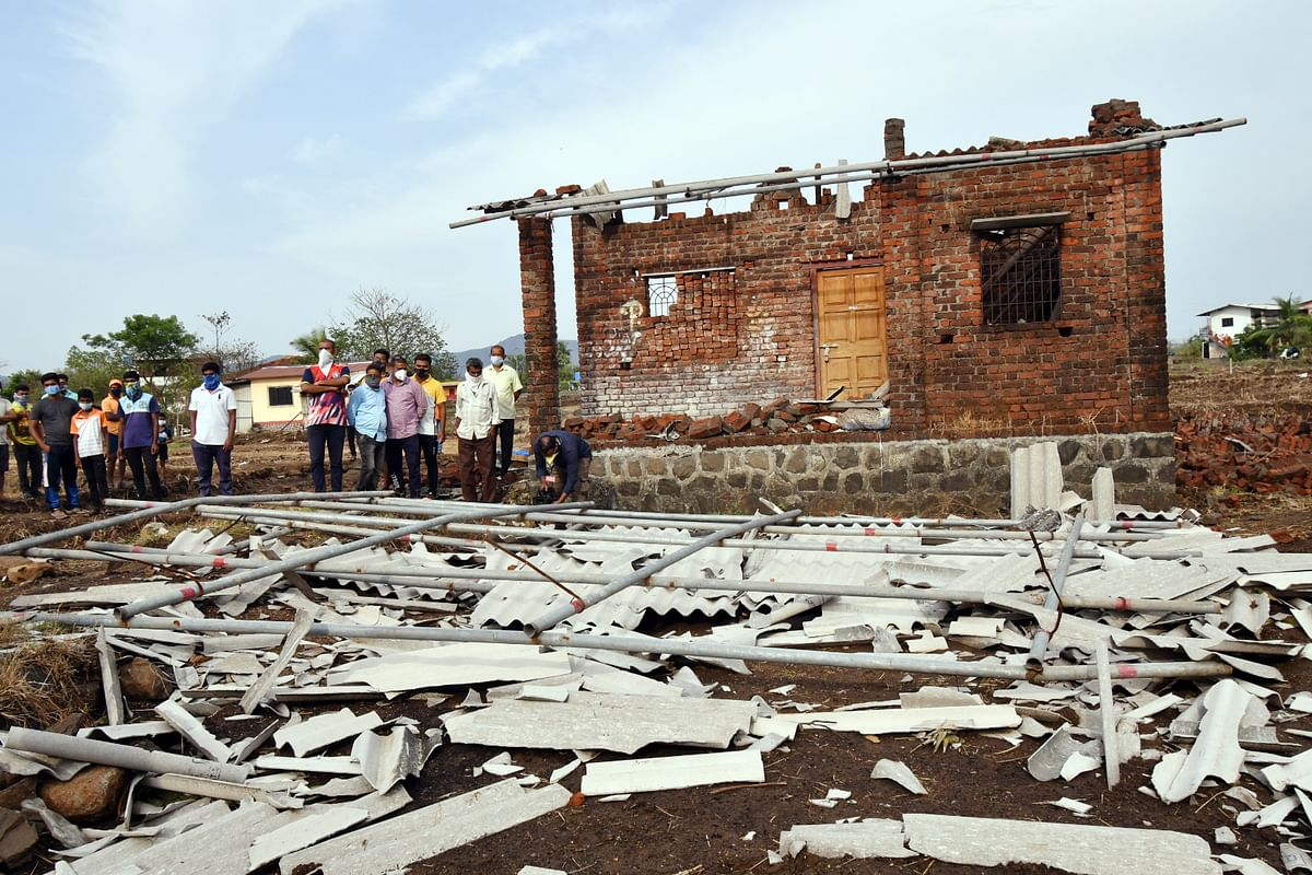 'Only for Gujarat': NCP and Sena slam Centre over lack of financial aid for other states affected by Cyclone Tauktae