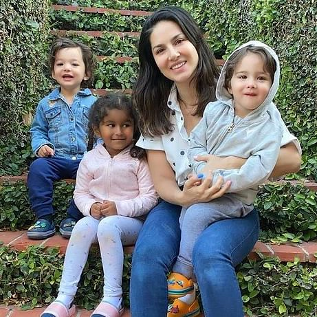 Mother's Day 2021: 'It's a very personal choice to someone as to how they want to have children', says Sunny Leone
