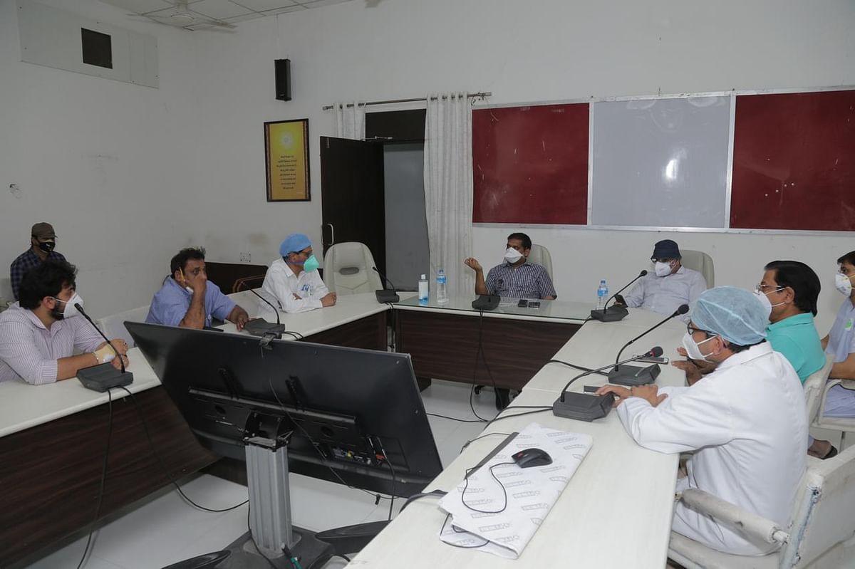Ujjain: Diabetic corona winners prone to black fungus, say doctors
