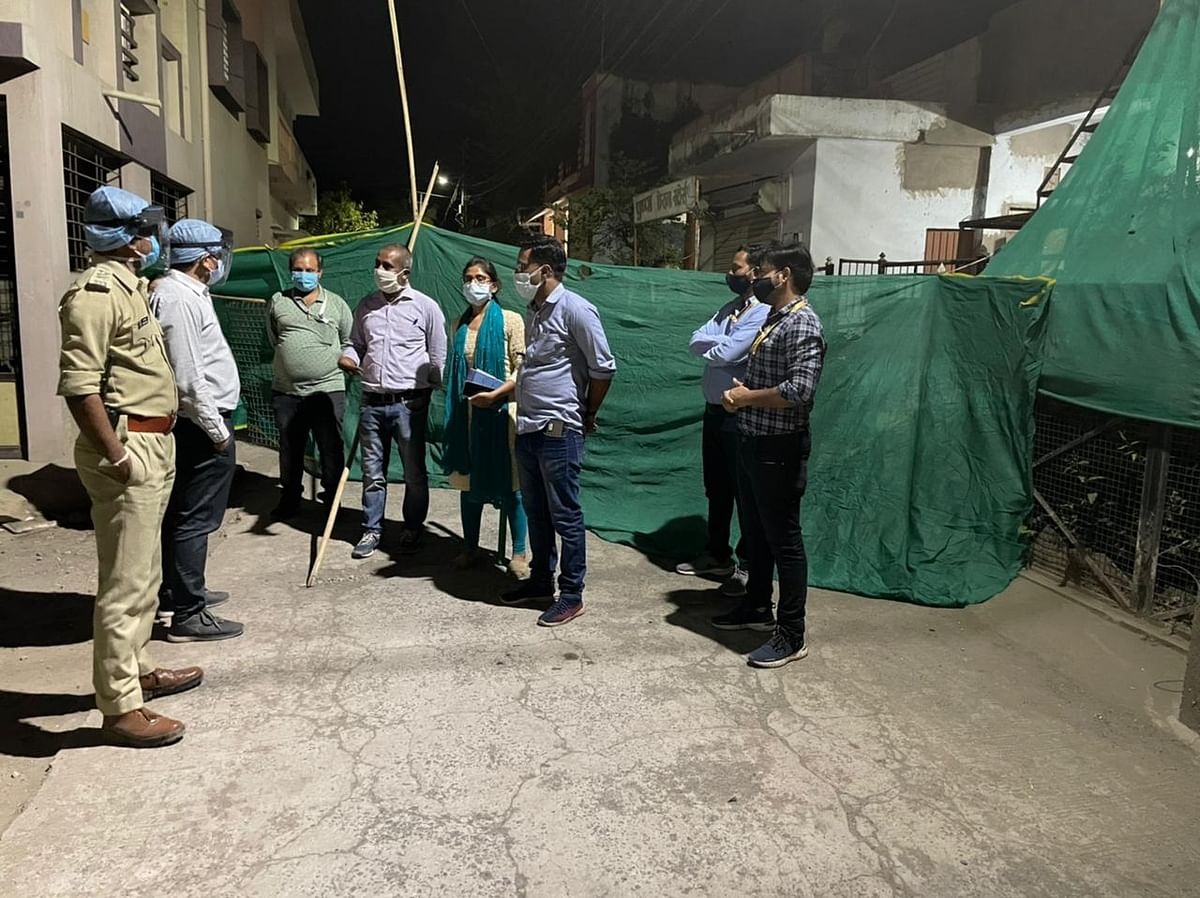 Ratlam: District administration creates micro containment areas to tide over Covid crisis