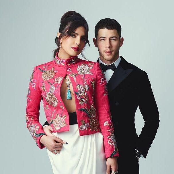 Priyanka Chopra steps in to assist injured husband Nick Jonas at Billboard Awards ceremony
