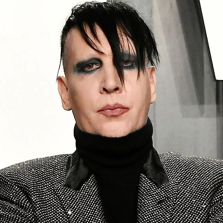 Arrest warrant issued against Marilyn Manson for allegedly spitting on camerawoman at a concert