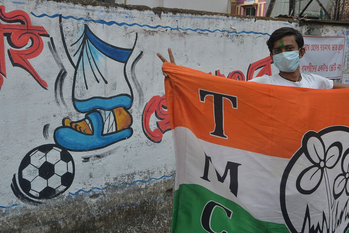 West Bengal: Congress' tweet sparks speculation of its alliance with ruling party TMC