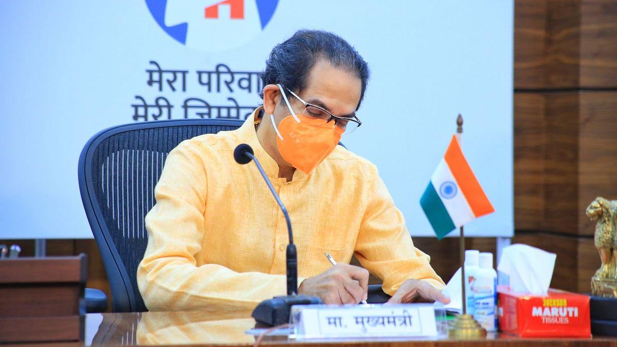 Maharashtra CM Uddhav Thackeray to chair meetings on COVID-19 management today