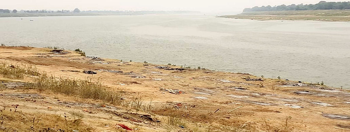 Floating bodies in Ganga: Bihar sends samples from river for COVID-19 contamination testing