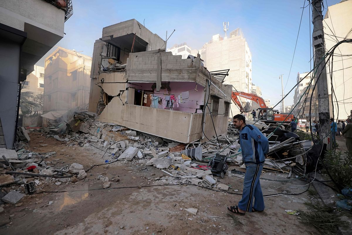 Israel-Palestine conflict: Death toll in Gaza soars to 188, including 55 children