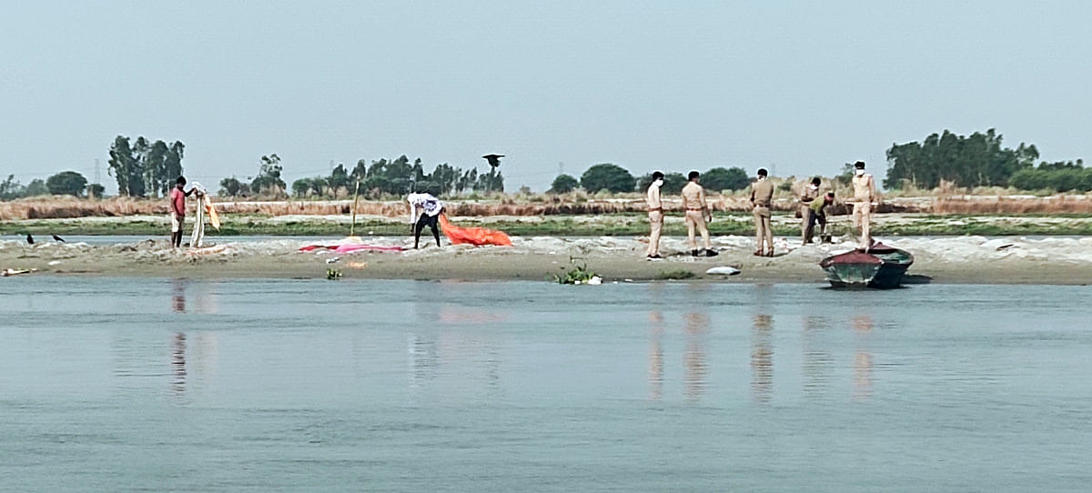 Plea in SC to remove corpses floating in Ganga, other rivers