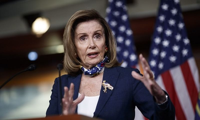 China expresses strong dissatisfaction to Pelosi 'lies' over Beijing Olympics boycott call