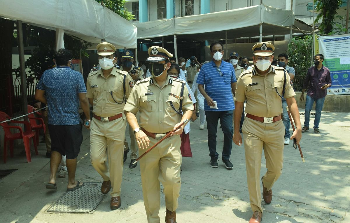 Mumbai: Home and Urban Development Departments to frame policy for 2 lakh houses for cops
