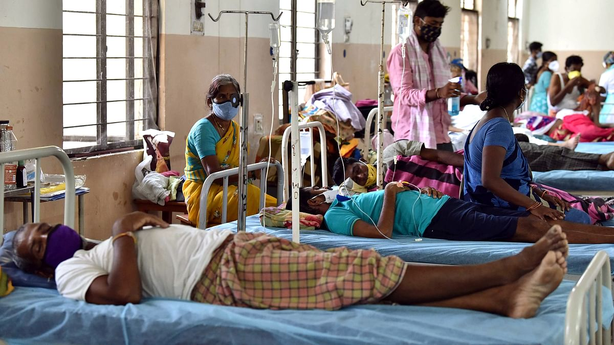 Amid rising black fungus cases, Uttarakhand govt declares mucormycosis as an epidemic
