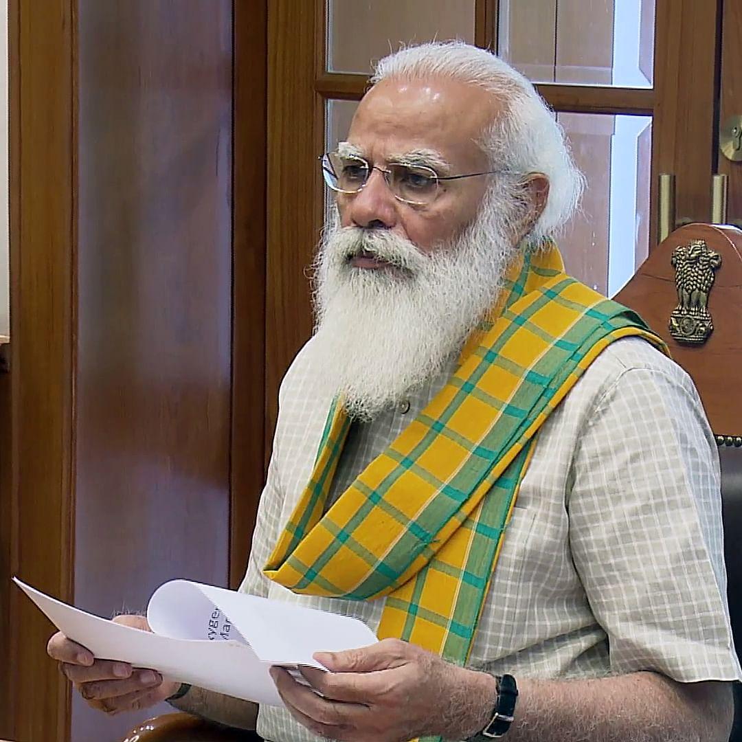 PM Modi speaks to chief ministers of Punjab, Karnataka, Bihar, Uttarakhand on COVID-19 situation