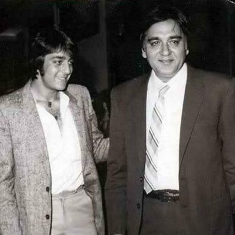'Miss you': Sanjay Dutt remembers father and mentor Sunil Dutt on 16th death anniversary