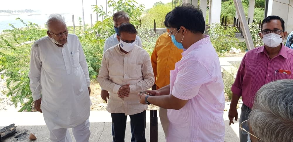 Madhya Pradesh: Rs 10L sanctioned for cremation site in Sanawad