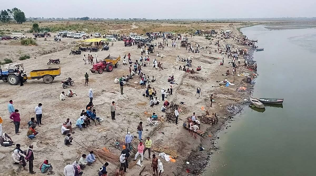Bodies down and by the Ganga: Covid, custom or counting trouble or all of the above, asks Shekhar Iyer