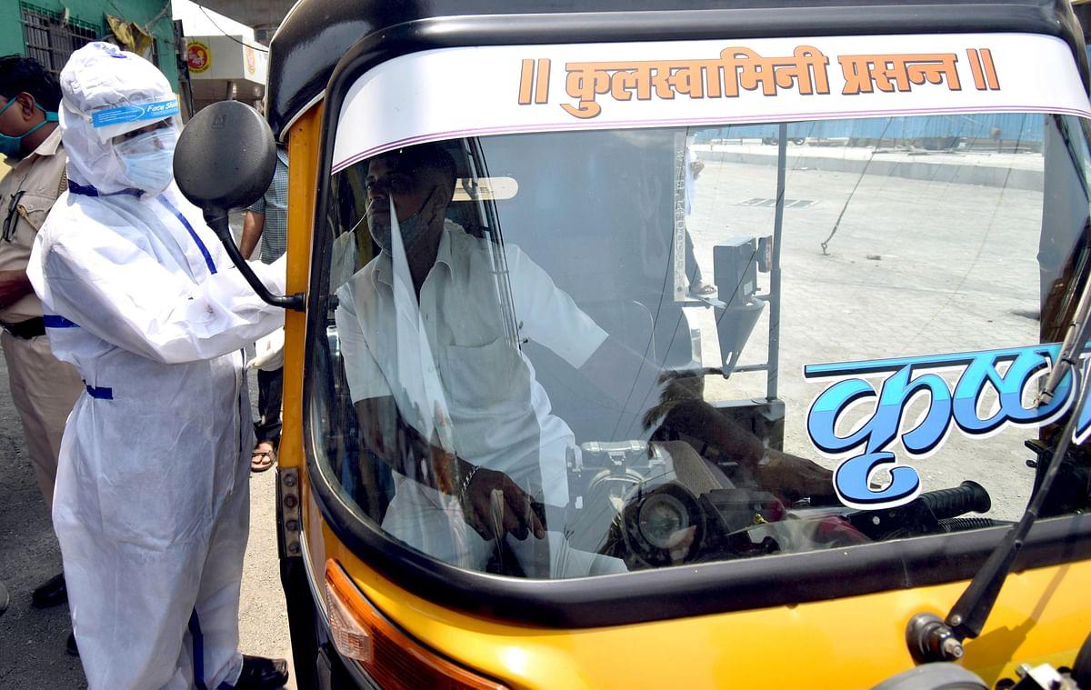COVID-19 in Maharashtra: State records slight rise in cases