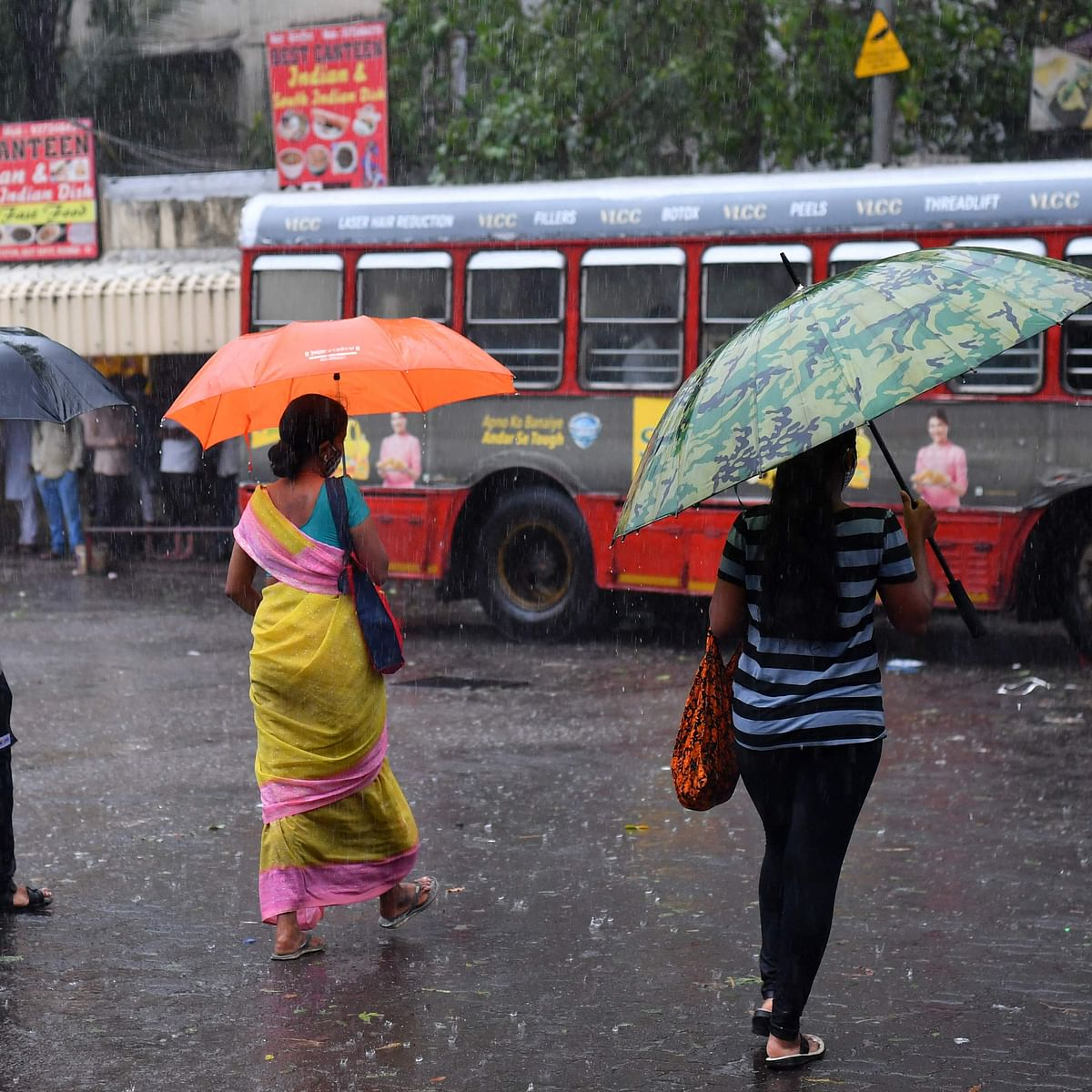 Mumbai weather update: IMD predicts moderate rainfall and thundershowers for city today