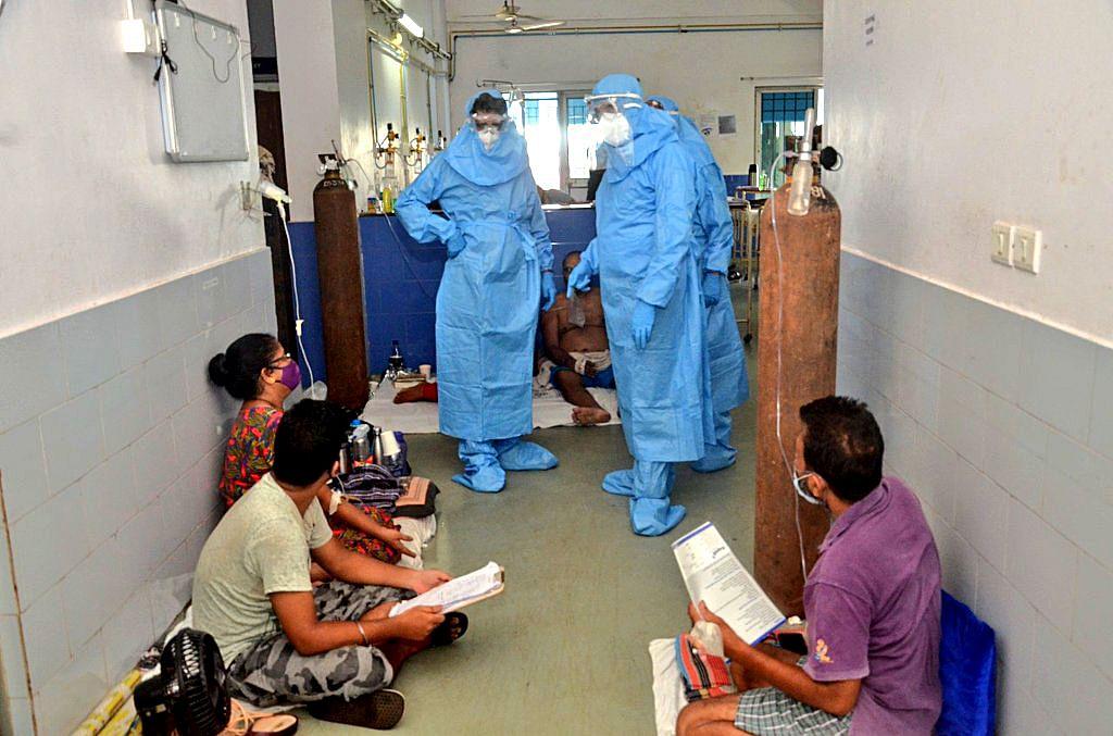 Goa oxygen row: BJP refutes reports of lack of coordination between CM Pramod Sawant and health minister Vishwajeet Rane