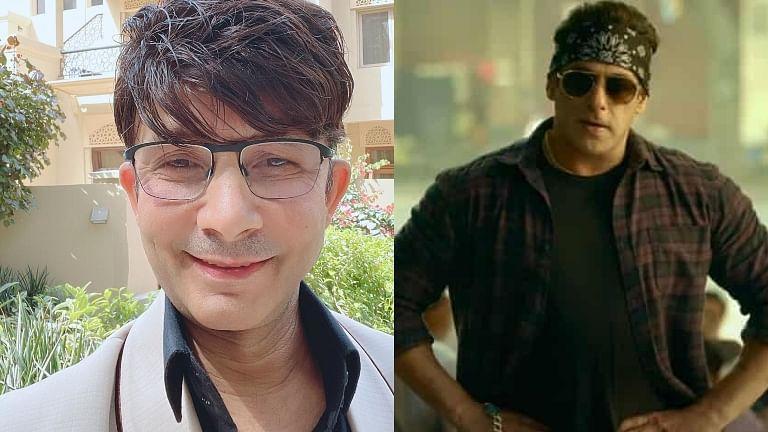 'Won't make defamatory statements against Salman Khan': Kamaal R Khan after 'Radhe' actor slaps defamation case