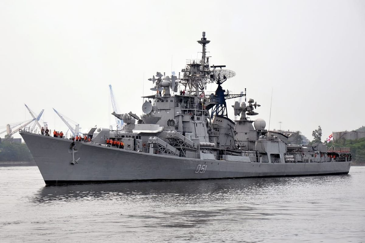 INS Rajput, Indian Navy's first destroyer, to be decommissioned on May 21 - all you need to know
