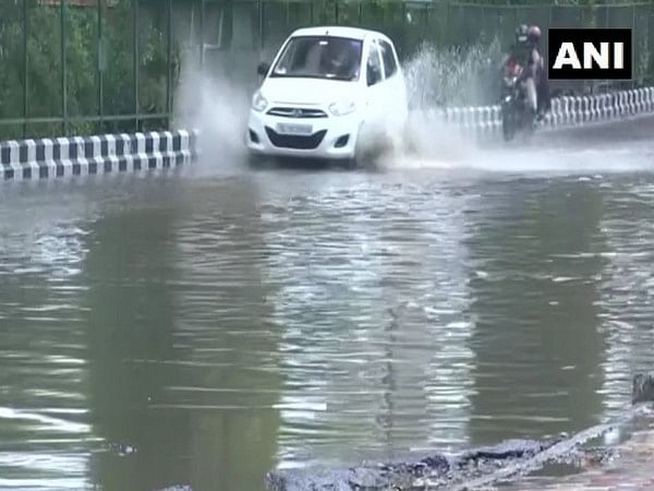 Cyclone Tauktae: Waterlogging in several areas after incessant rain in Delhi