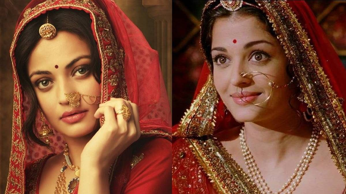 Netizens compare Sneha Ullal's bridal avatar with Aishwarya Rai Bachchan's look in 'Jodhaa Akbar'