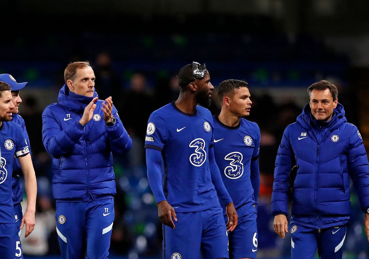 EPL: Players give fans their due; As Blues leapfrog Leicester and leave their top-four prospects in their own hands as fans are back in stadium