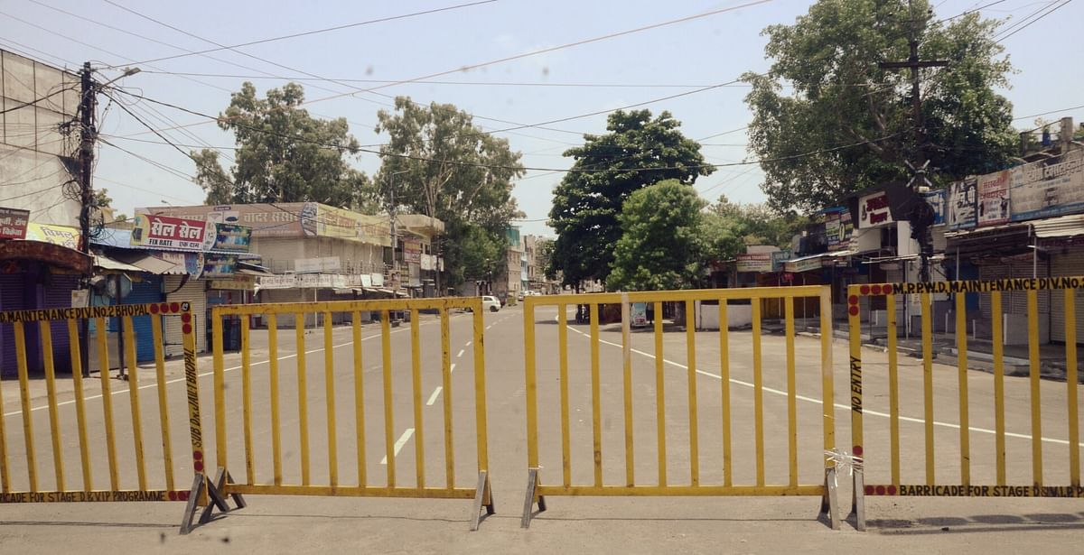 Bhopal: Lockdown to be lifted phase-wise in district