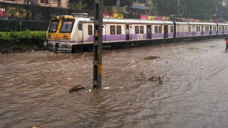 Mumbai: Railways to deploy boats, drones this monsoon to rescue passengers, monitor water logging on tracks