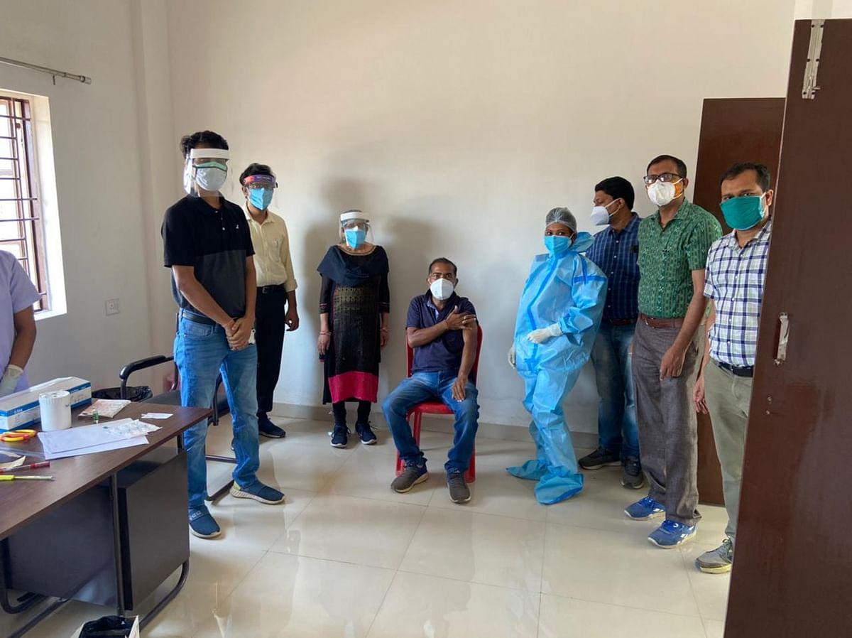 NTPC-Dulanga Coal Mining Project starts vaccination program