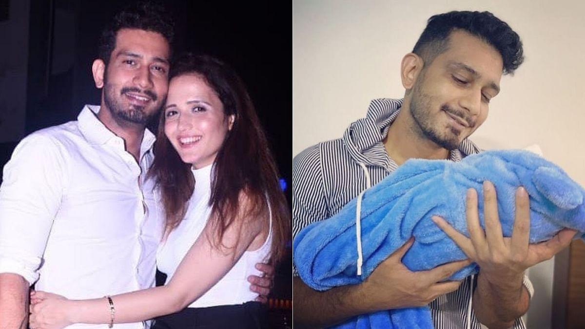 'Choti Sardarni' actress Abhilasha Jakhar and husband Vineet Kumar Chaudhary welcome baby boy