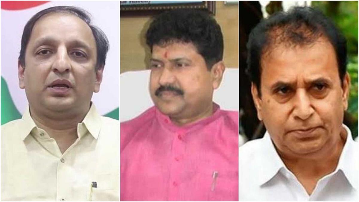 Mumbai: MVA partners slam ED move to file case against former HM Anil Deshmukh terming it a vendetta politics