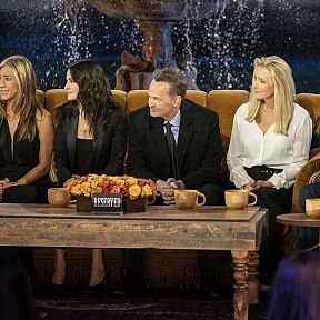 Friends: The Reunion review -- Lacks the magical zing of the show