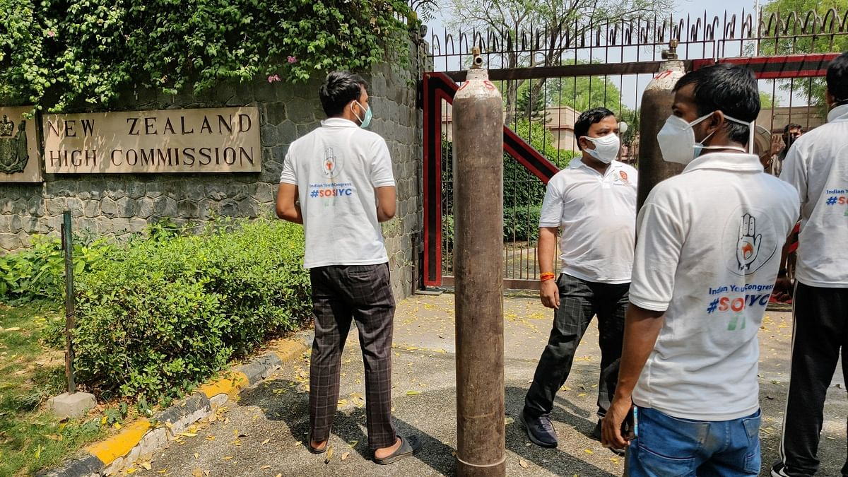Indian staffer, for whom New Zealand High Commission had sought oxygen on social media, dies of COVID-19