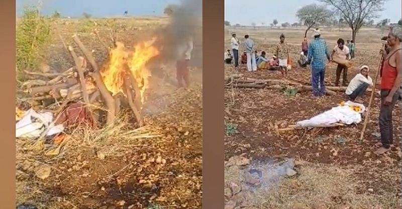 Madhya Pradesh: Cremation in open add to Katarra villagers' woes