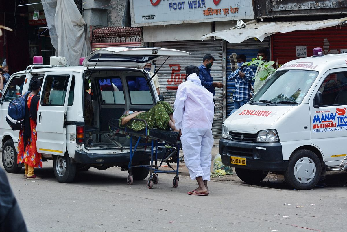 Mumbai: 50-plus group accounts for 80% of COVID-19 deaths; to be shifted to hospital if need be