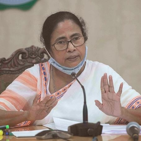 Mamata Banerjee conducts aerial survey of cyclone-hit areas in West Bengal