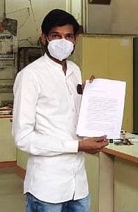 Ujjain: 'BJP worker has hijacked Covid hospital'