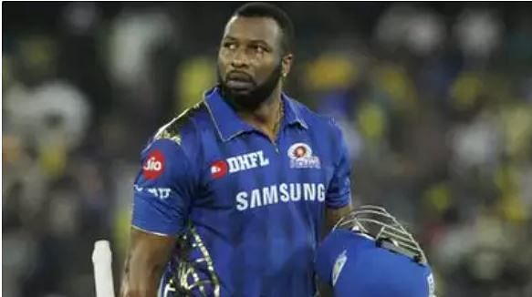 Kieron Pollard was stunned by the first Mumbai Indians' contract