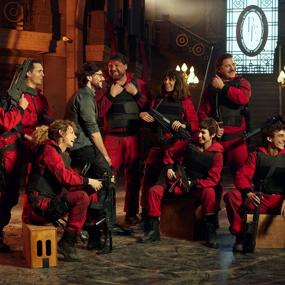 'Bella na jao': It's a wrap for 'Money Heist' fifth and final season; Netflix says 'can't wait to show how it ends'
