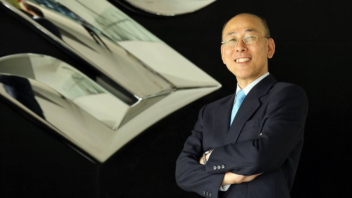 Suzuki Motorcycle India appoints Satoshi Uchida as Company Head