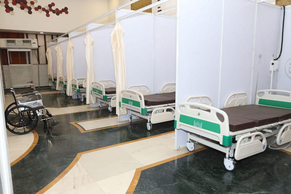 ICU center in Dadar