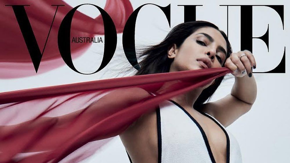 Priyanka Chopra flaunts her toned physique in Rs 6.7 lakh Chanel outfit with a plunging neckline