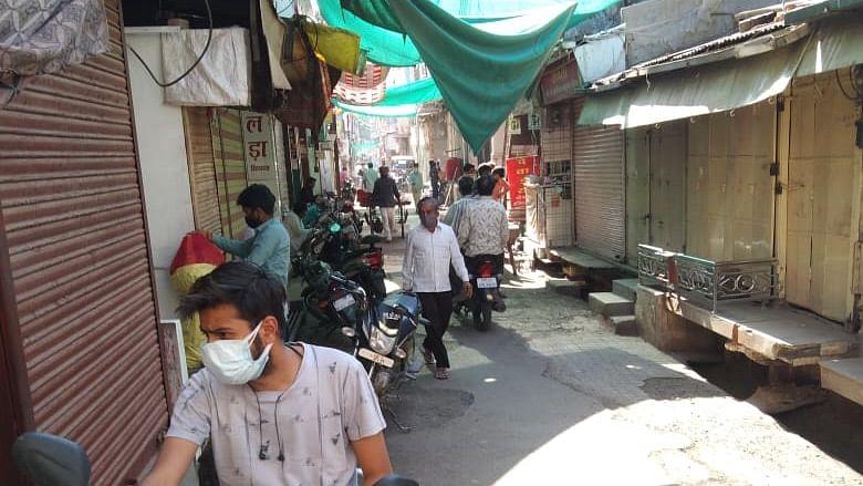 Madhya Pradesh: Villages in Khachrod invoke Lord Hanuman for protection against Covid