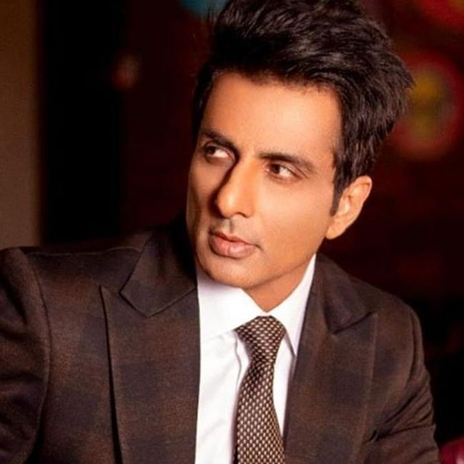 Sonu Sood shares proof after being accused of taking undue credit for arranging bed for COVID-19 patient